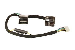 fur-BMW-1er-E81-E82-E87-E88-X1-E84-Z4-E89-Plug-amp-Play-AXTON-Verstarker-Kabelsatz