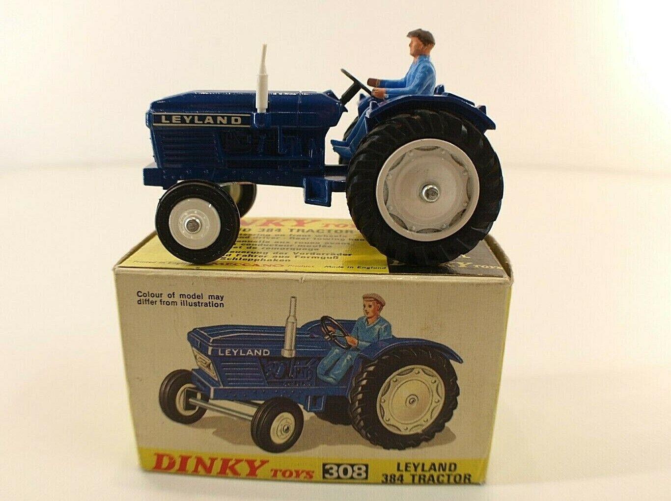 garantía de crédito Dinky Juguetes GB N N N º 308 Leyland 384 Tractor Tractor Nuevo  descuento de ventas
