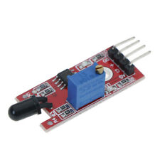Ky 026 Flame Sensor Module Ir Sensor Detector For Arduinoduru