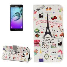 Schutzhülle Muster 26 für Samsung Galaxy A3 A320F 2017 Tasche Cover Case Hülle