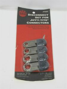 Lisle Disconnect Set for Jiffy-tite 22710