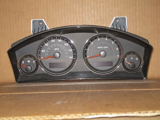 2005 05 Jeep Grand Cherokee Limited Sdometer Cer 73k