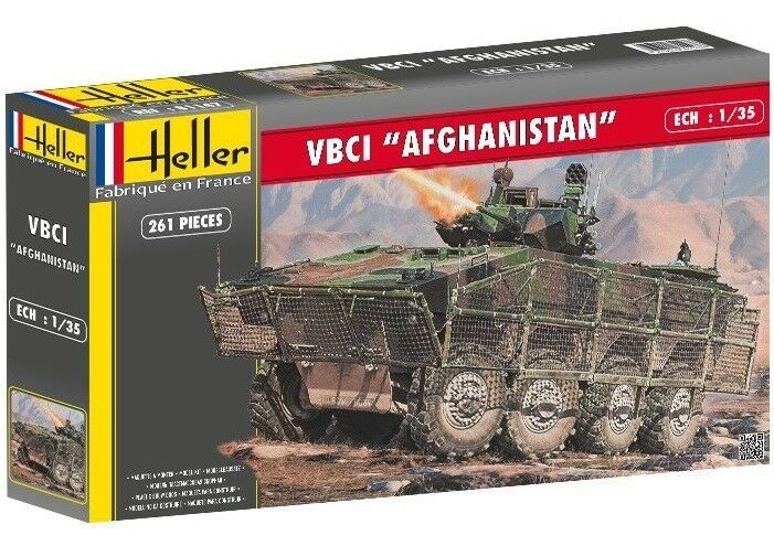 Heller 81147 1 35th scale VBCI Infantry Fighting Vehicle   Afgainstan