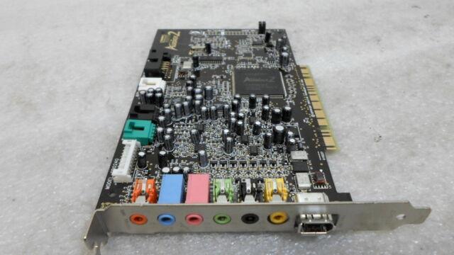 Creative Sound Blaster Audigy 6 USB Recording System Drivers (2019)