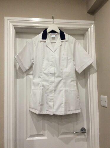 Carers Healthcare Tunics Size 8 Vets Alexandra HL143 Women/'s Nurses
