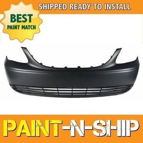 2001 2002 Chrysler Town /& Country w//o Fog Front Bumper Painted NEW Fits
