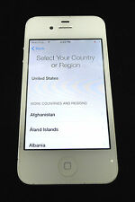 Apple iPhone 4S White A1387 SmartPhone *Locked*