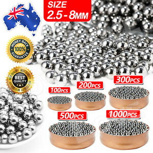 Steel-Loose-Bearing-Ball-Replacement-Parts-2-5-8mm-Bike-Bicycle-Cycling-Stainles