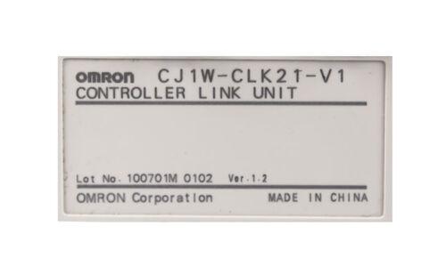 OMRON CJ1W-CLK21-V1