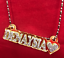 Personalized-Name-Plate-Custom-Name-Necklace-Nameplate-Name-Laser-Cut-Designed thumbnail 1