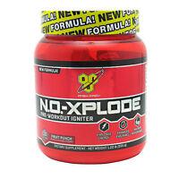 Bsn N.o. Xplode Formula 30 Servings (no Xplode) - Choose A Flavor