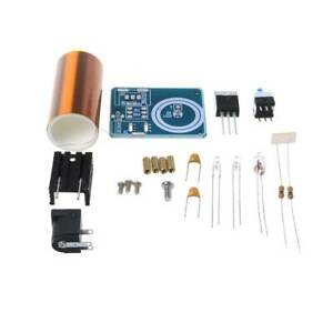 Details about DIY 9-12V BD243 Mini Tesla Coil Kit Electronics DIY Parts  Wireless Transmission