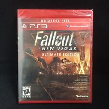 Fallout: New Vegas - Ultimate Edition [Greatest Hits] (Sony Playstation 3)