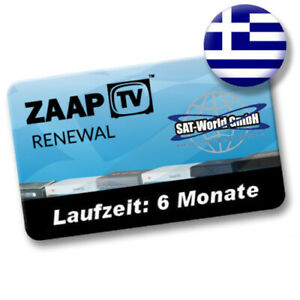 ZaapTV-Verlaengerung-fuer-HD409N-HD509N-HD509NII-CLOODTV-X-HD609N-fuer-6-Monate