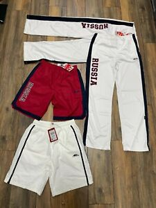 "SALE#ANGEBOT# FORWARD ""RUSSIA"" Set Gr. M (2x Sporthosen+2 Shorts) NP: 99€"