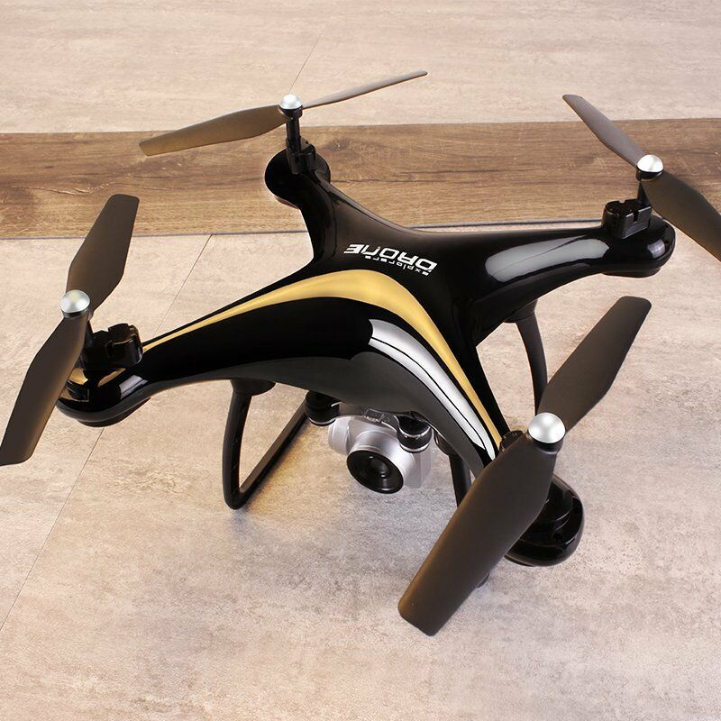 S8 Remote Control Helicopter Drone 2.4Ghz 4CH RC Quadcopter RTF W  RC FPV US