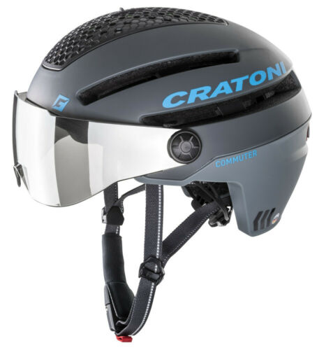 Cratoni Commuter E-Bike Helm Fahrradhelm Pedelec NTA8776 Bikehelme Cityhelm 400g