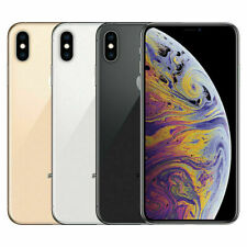 Apple iPhone XS - 64GB - 256GB Smartphone - AT&T or Unlocked
