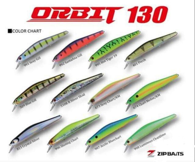 select colour ZipBaits Orbit 80Sp Dr