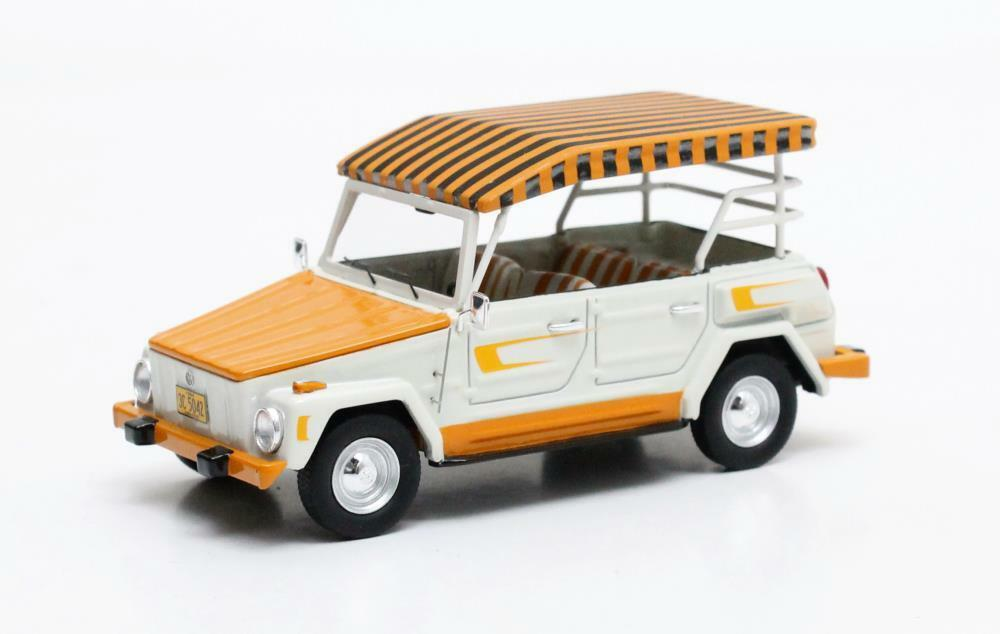Volkswagen Thing édition Hawaii blanco  Naranja 1979 1 43 Matrix