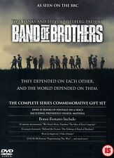 Band Of Brothers - Complete HBO Series Commemorative Gift Set 6 Disc UK R2 DVD