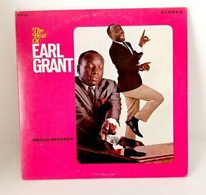 EARL-GRANT-The-Best-Of-2xLP-1973-Reissue-Album-Decca-MCA-Records