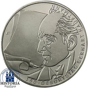 Deutschland-10-Euro-Gedenkmuenze-2012-bfr-Gerhard-Hauptmann-in-Muenzkapsel