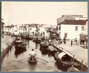 Italia-Costumi-Carlo-Naya-Venezia-vintage-albumen-print-Tirage-albumine-2