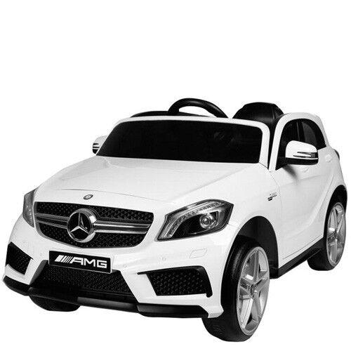 Auto elettrica per bambini 12V Fuoristrada Mercedes Benz GLA con telecomando SUV