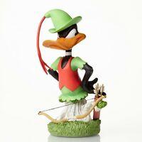 Grand Jester Studios Looney Tunes Daffy Duck As Robin Hood Enesco Fig 4053361