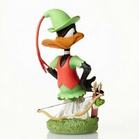 Grand Jester Studios Looney Tunes Daffy Duck As Robin Hood Enesco Fig 4053361