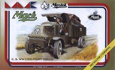 Mack AC Buldog WWI US Truck 1/35 MK Models resin F3004
