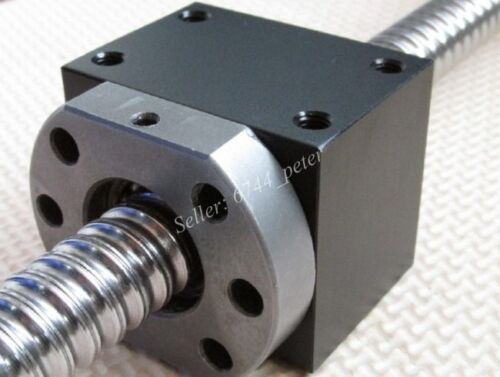 Ball Nut Mount//Bracket Flange Nut Mount For 1605 /&1610 16mm Ball Screw Router