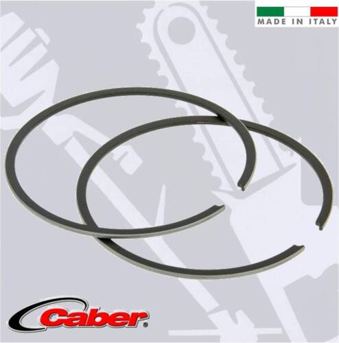 250R H50 H350 Chainsaw set of 2 Caber Rings 44mm x 1.5mm Fits Husqvarna 50R