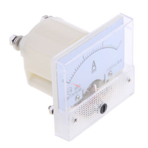 DC-0-3A-Analog-Amp-Meter-Ammeter-Current-Panel-Ampere-Meter-85C1-Class-2-5