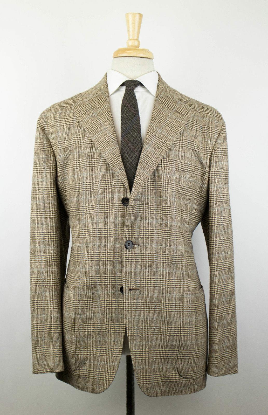 83e77c8233cb93 Brunello Cucinelli Nuovo Cashmere 2ply grey da Corsa Pantaloni Tuta