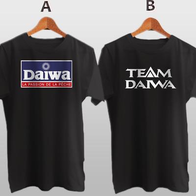 NEW Daiwa Team Fishing Logo T-Shirt S-5XL
