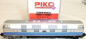V-240-001-Diesellok-DR-Ep3-DSS-Piko-71417-TT-1-120-OVP-NEU-Sonderserie-HL1