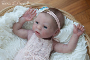 Full Body Solid Silicone Drink Amp Wet Baby Girl Doll