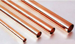 "3/8"" 1/2"" 3/4"" 1"" 1-1/4"", 1-1/2"", 2"" 3"" 4"" Copper Pipe / Tube By Foot Type M"