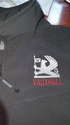 Vauxhall Chaqueta Softshell Griffin logotipo