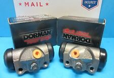 Set of 2 Rear Drum Brake Wheel Cylinders L & R Replace OEM # 1799629 Expedited