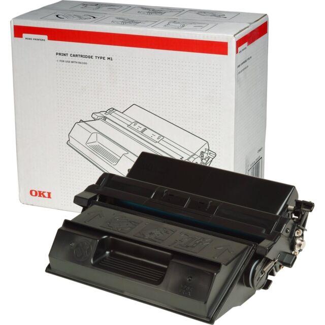 original OKI 09004058 TONER schwarz black CT350213  M1 B6100 neu B