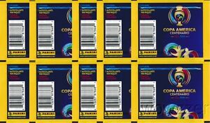 10-2016-Panini-Copa-America-Centenario-Factory-Sealed-Sticker-Packs-70-Stickers