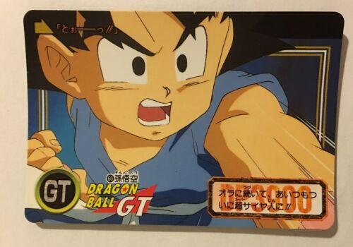Dragon Ball Z Carddass Hondan PART 27-60