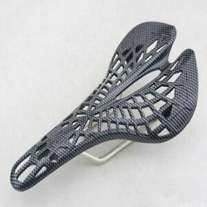 NEW-Plastic-MTB-Road-Mountain-Racing-Bike-Cycling-Bicycle-Hollow-Saddle-Seat