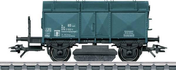Märklin 46049 H0 Schienen-Reinigungswagen der DB