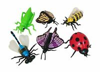 Fun Express Insect Finger Puppets 12ct Toy 1-pack Free Shipping