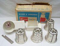 A786 Slicer & Shredder For Kenwood Chef Mixer A700 A700D A701 A701A A706 A706D
