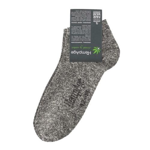 HempAge Sneaker leicht für Sport und Freizeit Hanf//Bio-Baumwolle